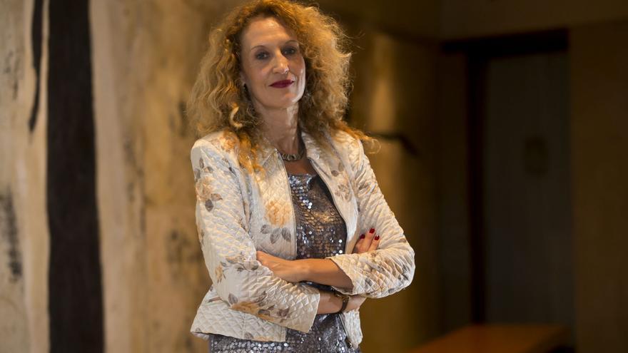 Raquel Marín, en una imagen publicada en su sitio web: 'www.raquelmarin.net'