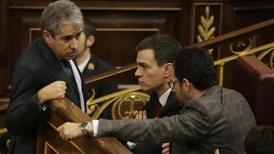"""Homs se confiesa asombrado por la """"pelea"""" en el PSOE y la postura de los críticos con Sánchez: """"No entiendo nada"""""""