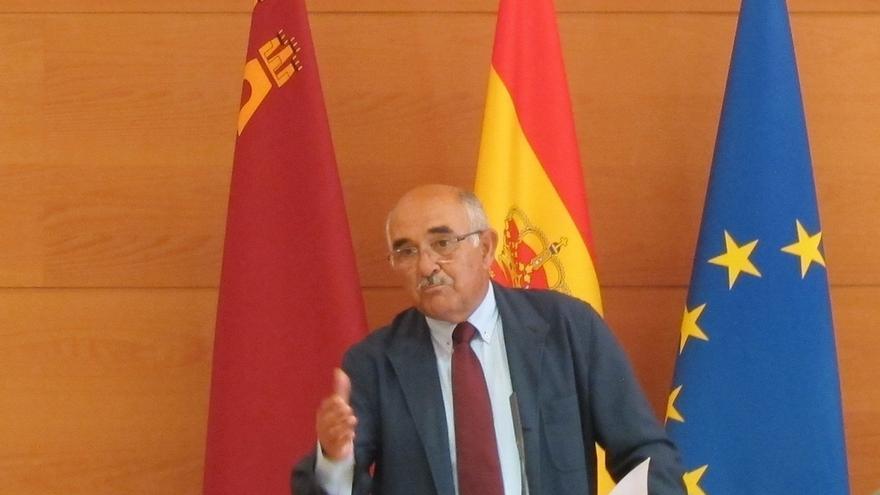 Alberto Garre comparece este martes en la Asamblea de Murcia para informar sobre su encuentro con Rajoy