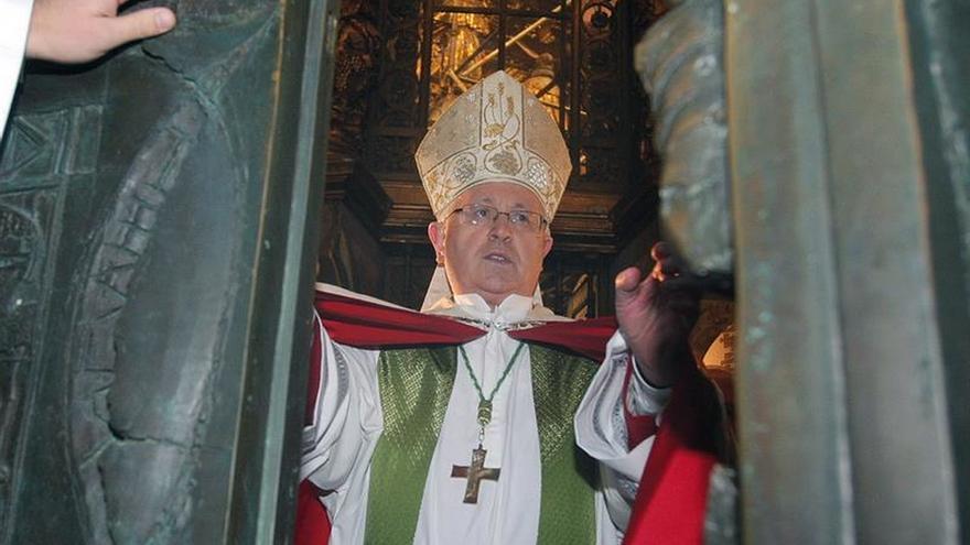 El cierre de la Puerta Santa pone el broche final al Año de la Misericordia