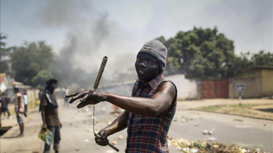 El Ejército de Burundi asegura haber matado a más de 30 insurgentes