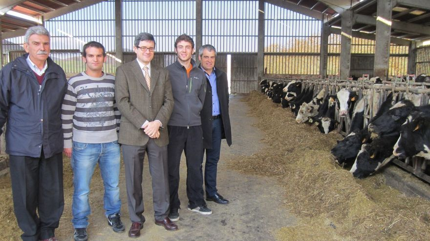 Navarra, pionera en implantar enseñanzas de FP de Ganadería y Asistencia en Sanidad Animal