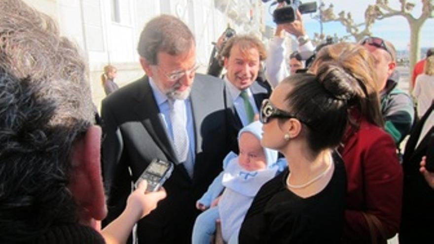 Rajoy Por Santander