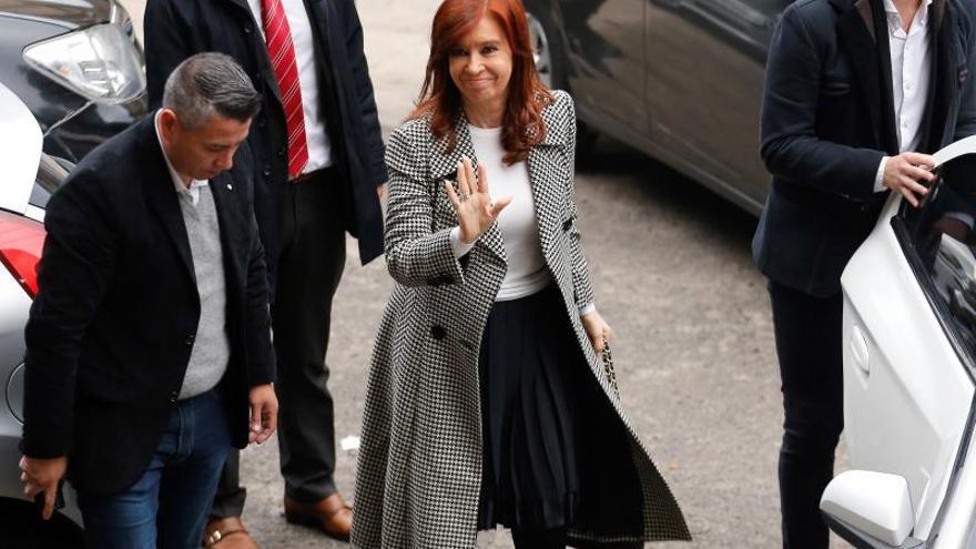 Cristina Fernández vuelve de Cuba a Argentina y retomará su agenda el sábado