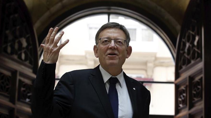 """Puig espera que la gestora del PSOE y el PSC encuentren """"espacios de diálogo"""""""