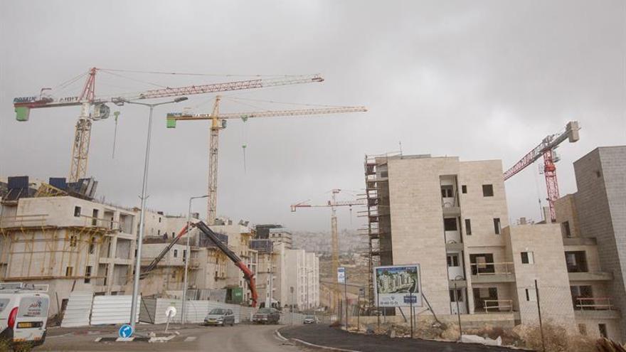La UE pide a Israel que no construya nuevos asentamientos en Jerusalén
