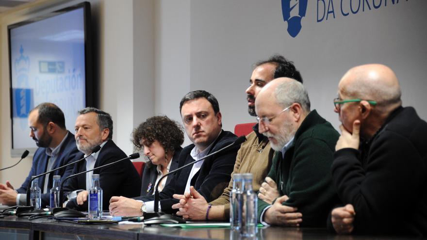 Todos los grupos acordaron instar al Estado a recuperar el Pazo de Meirás