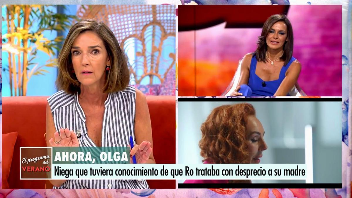 Paloma García-Pelayo en 'El programa del verano'