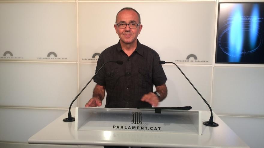 """SíQueEsPot acusa al Govern de utilizar a Fernández Díaz para """"tapar"""" la corrupción"""