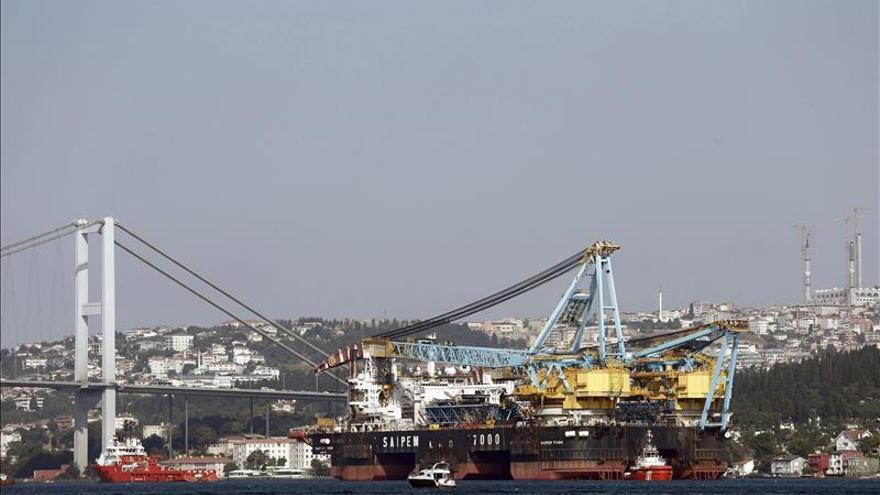 Rusia suspende las negociaciones para el tendido del gasoducto Turkish Stream