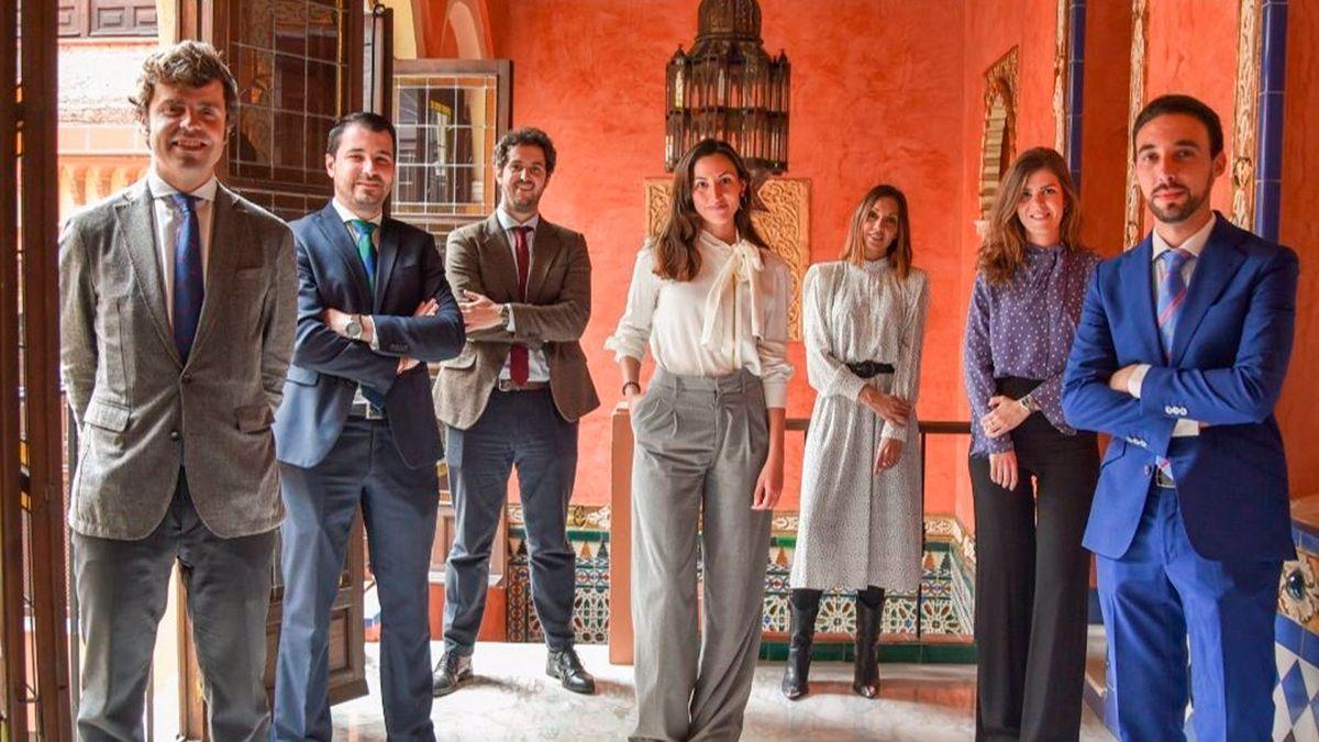 Nueva directiva de Jóvenes Abogados de Córdoba.