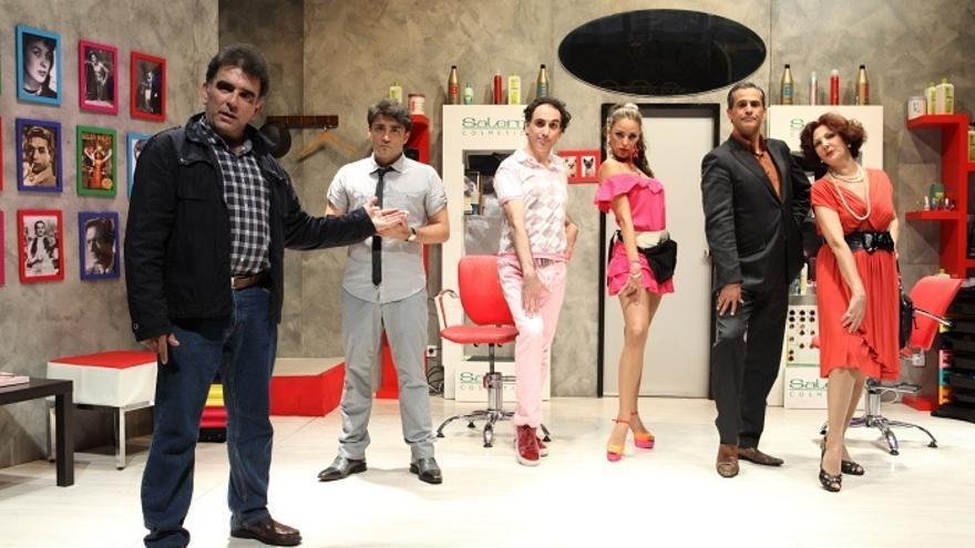 Teatro Campos Elíseos de Bilbao acoge este fin de semana la comedia policíaca e interactiva 'Por los pelos'