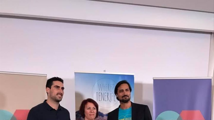 Mercedes Afonso ha obtenido el premio Film Market Hub que se otorgaba dentro del marco del Canary Islands Film Market.