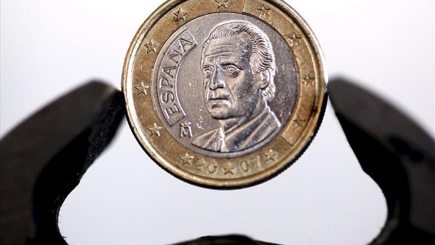 El euro sube hasta los 1,0873 dólares