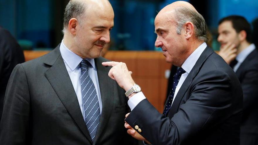 La eurozona trata hoy la situación en Grecia y la congelación de fondos a España