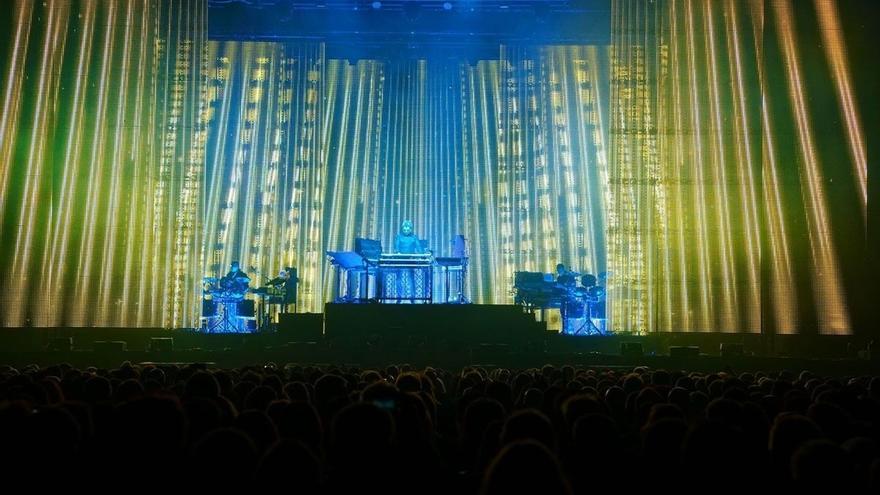 RTVE retransmitirá en directo el concierto de Jean-Michel Jarre esta noche en Santo Toribio