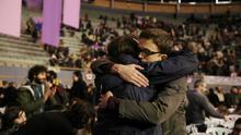 La primera jornada de Vistalegre 2 se convierte en un alegato por la unidad en Podemos