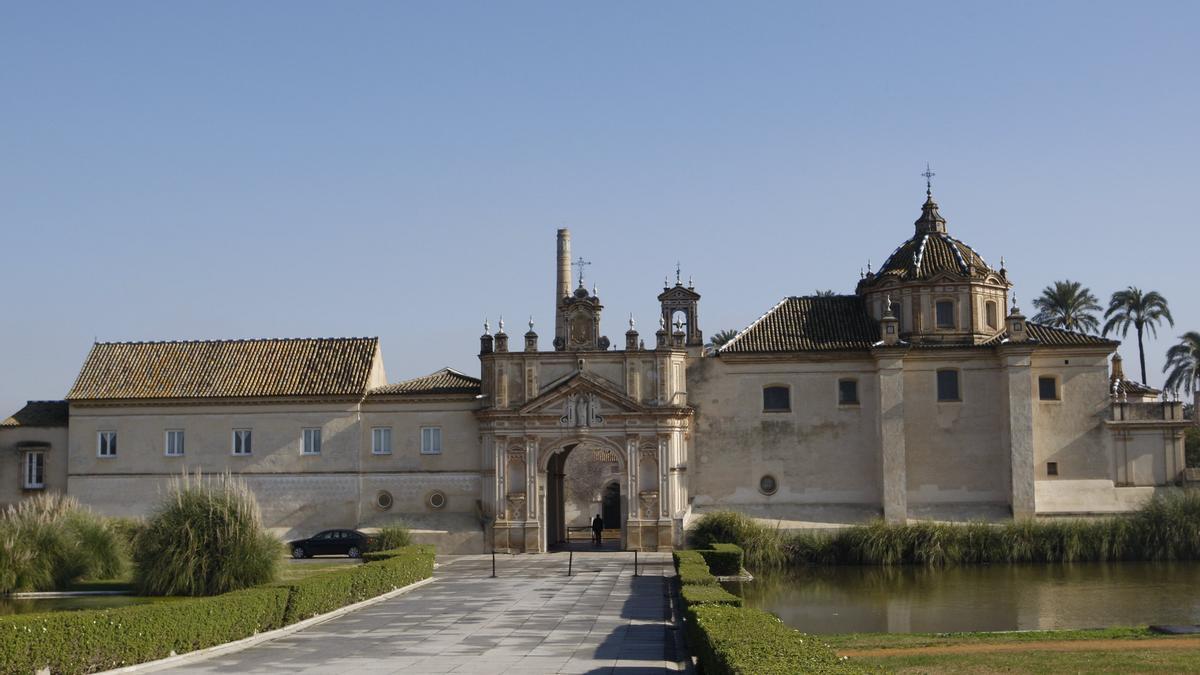 Sede central de la UNIA en Sevilla.