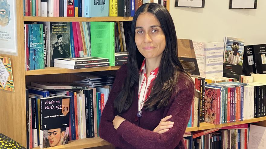 Manuela Villa, en una fotografía de archivo.