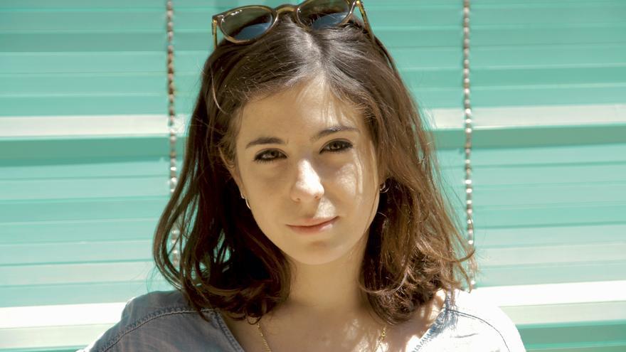 La joven directora murciana, Gala Hernández