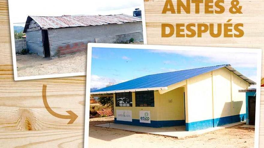 Nuevas escuelas para Guatemala