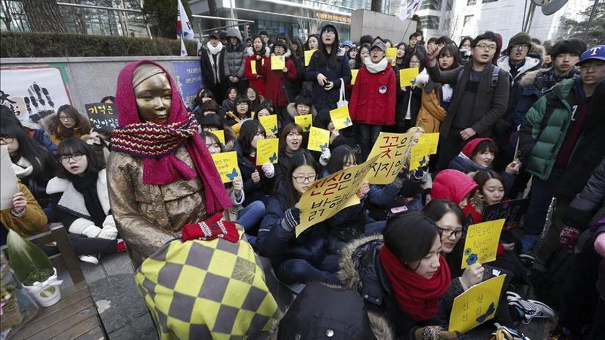 Corea del Norte reclama a Japón que reconozca también a sus esclavas sexuales