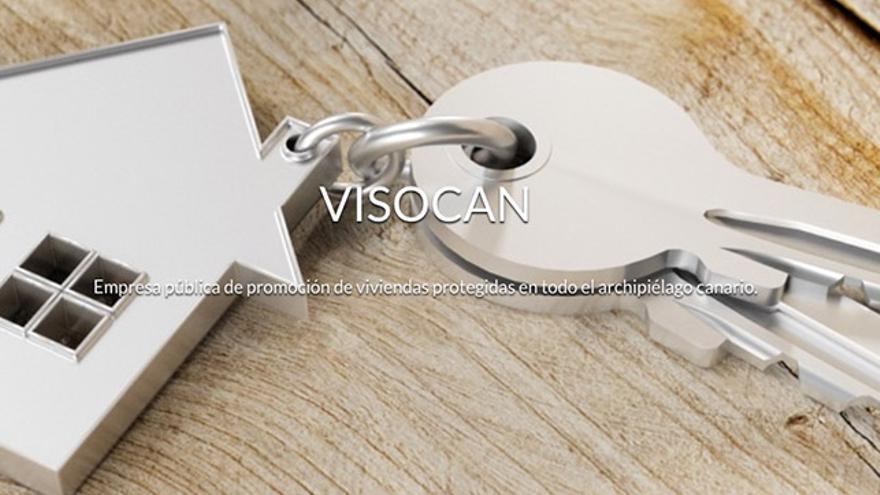 Imagen editada de la web de Visocan.