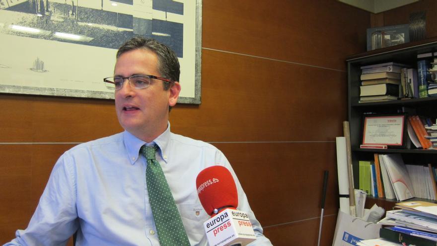 """Basagoiti (PP) dice que habla con el PNV sobre los presupuestos de Álava y Vizcaya """"por responsabilidad de país"""""""