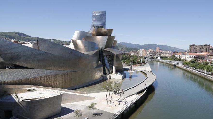 Guggenheim y Bellas Artes de Bilbao abren el 1 de junio con horario reducido