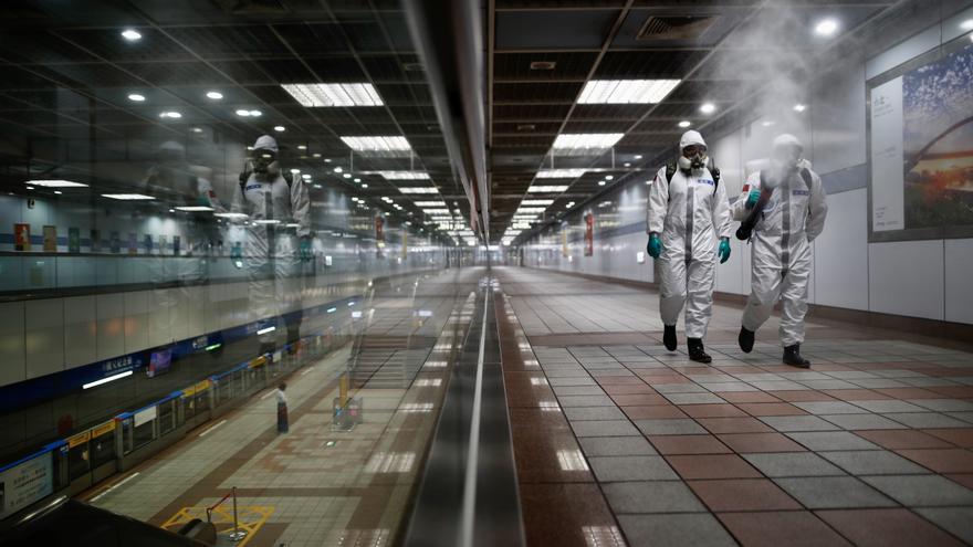 Taiwán registra 493 contagios y 21 muertes por covid-19