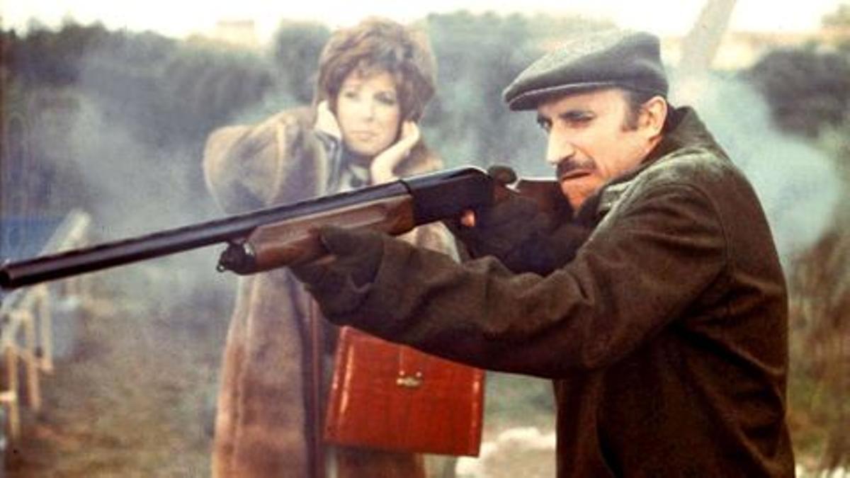 Fotograma de la película 'La escopeta nacional'