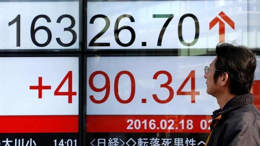 Tokio cae cerca de un 2 % en el arranque arrastrado por el crudo y el yen