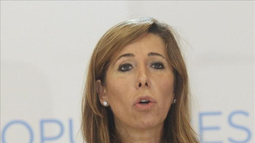 """Camacho anuncia """"viraje"""" en la campaña del PPC para """"dar por superado"""" el 9N"""