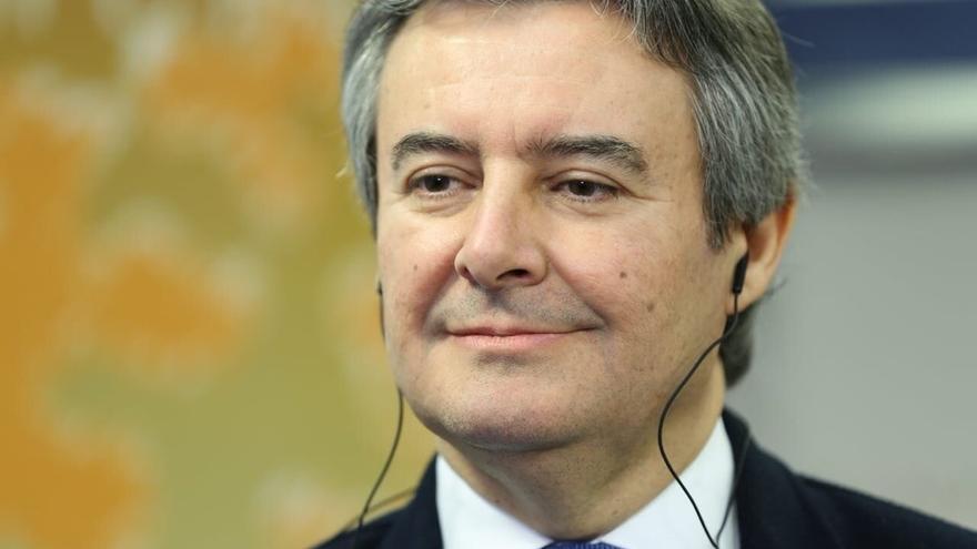 El diputado Rubén Moreno será el nuevo secretario de Estado de Relaciones con las Cortes, en sustitución de Ayllón