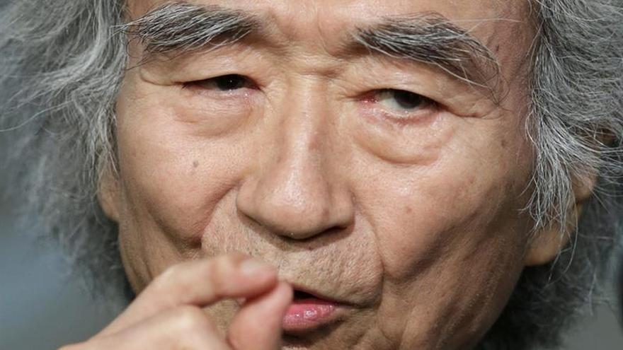 Seiji Ozawa cancela conciertos con la Filarmónica de Berlín por su delicada salud