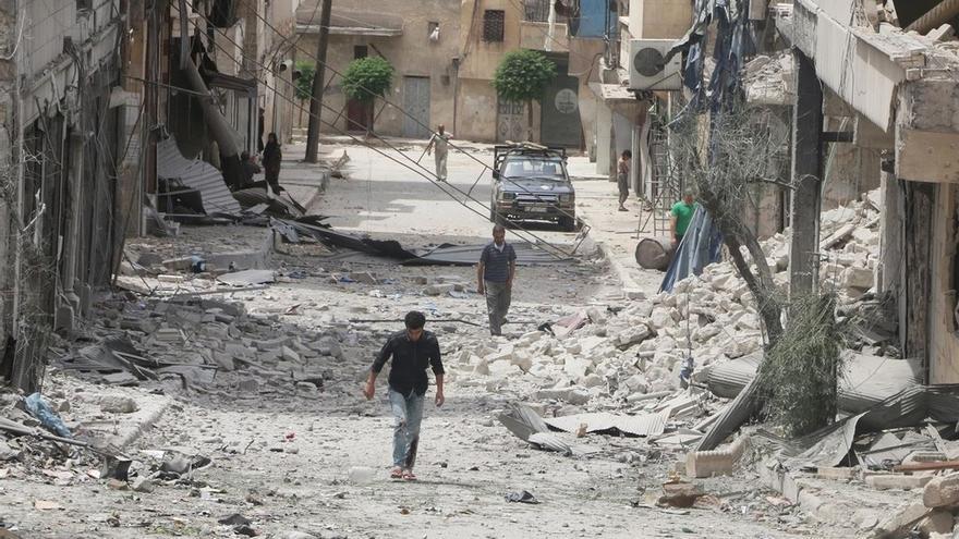 España participa por vez primera en reunión ministerial del Grupo Internacional de Apoyo a Siria