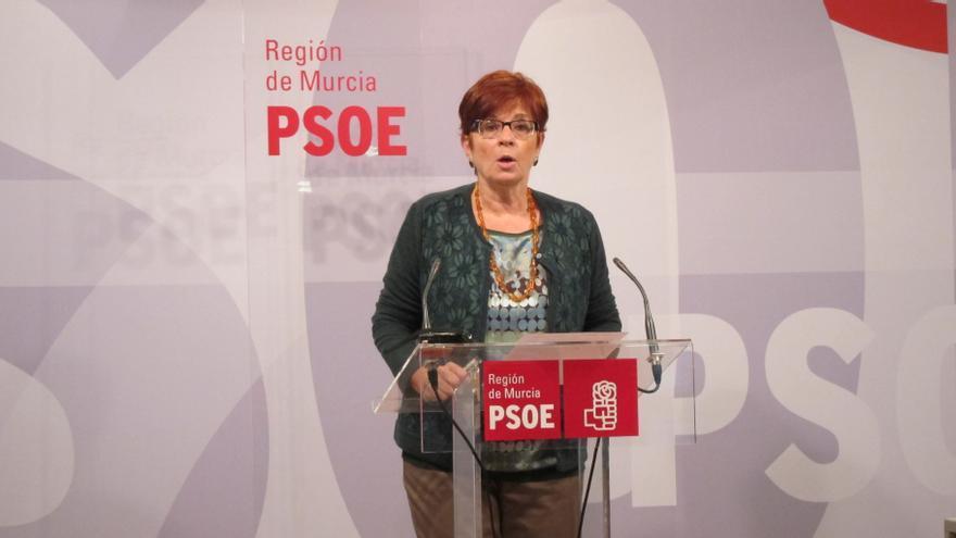 "PSOE murciano espera que la próxima semana Valcárcel ""despeje la duda sobre si se va o se queda"""
