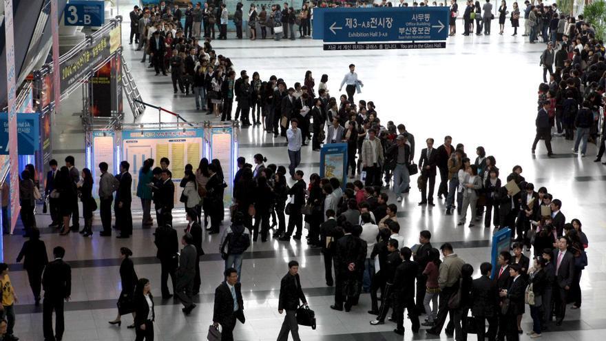 Corea del Sur generó en marzo nuevo empleo por primera vez desde la pandemia