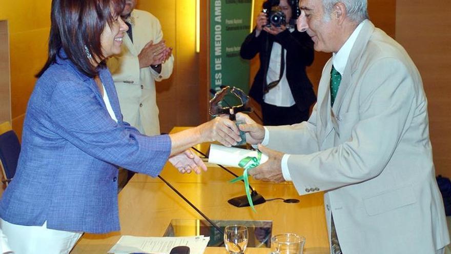 Fallece el sociólogo Mario Gaviria, Premio Nacional de Medio Ambiente 2005