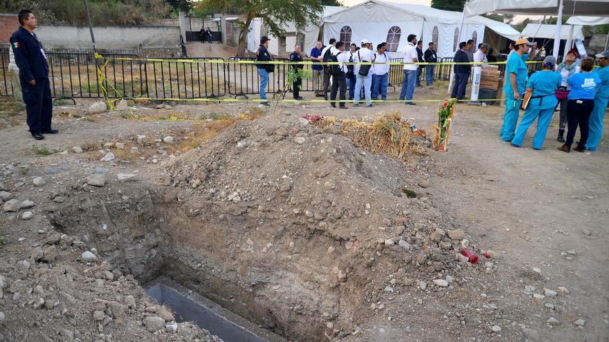 Nace plataforma sobre fosas comunes en México ante falta de datos oficiales