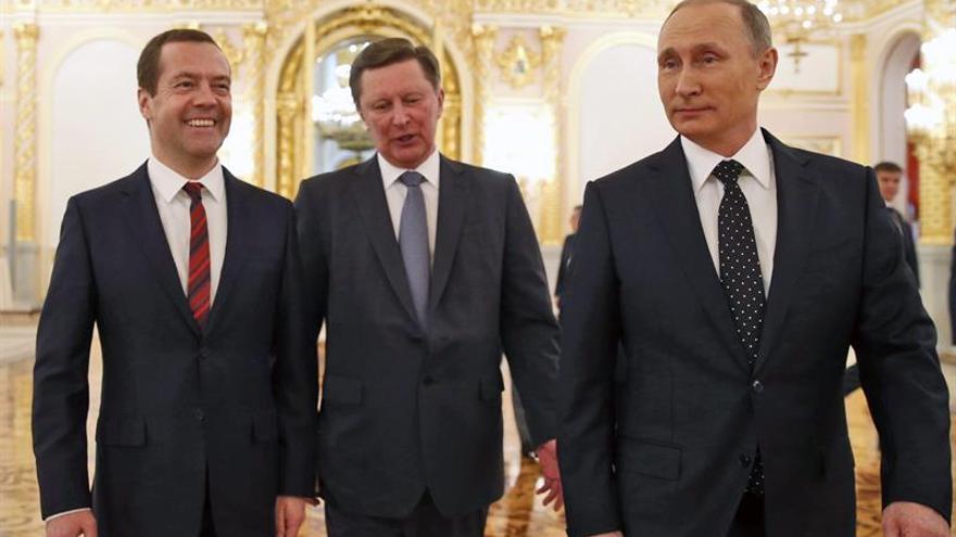 Putin destituye al jefe de la Administración del Kremlin Putin destituye al jefe de la Administración del Kremlin
