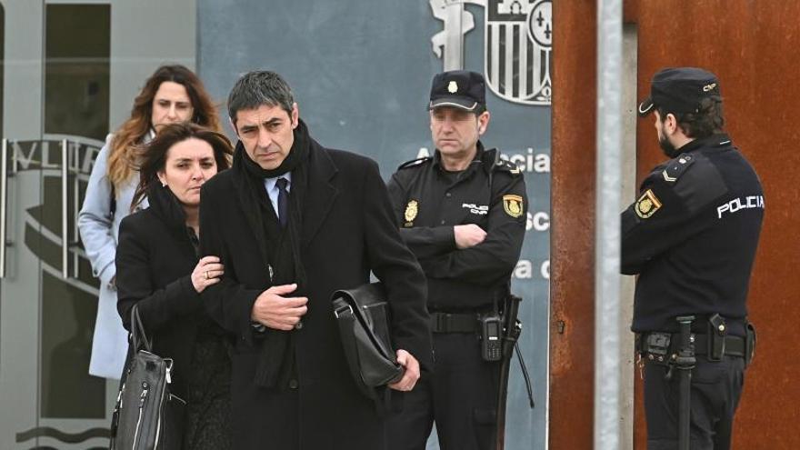 Un comisario de los Mossos dice que destruyeron el plan para detener a Puigdemont y al Govern