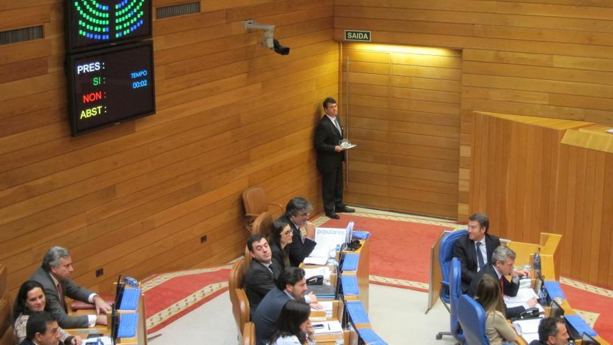 El Parlamento gallego investigará la desaparición de las cajas y las indemnizaciones