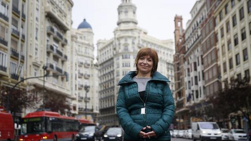 Empar Marco, la elegida por el consejo rector de la CVMC para dirigir la nueva televisión valenciana