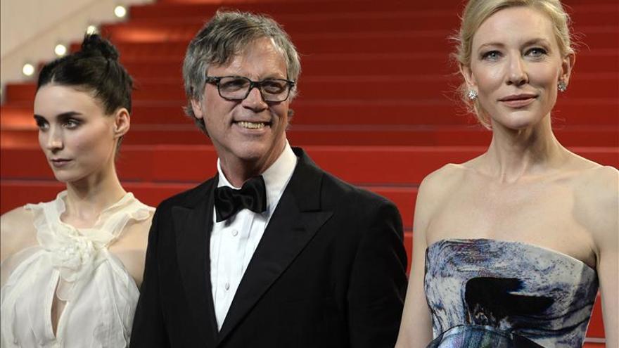 """La sensibilidad de """"Carol"""" manda en las nominaciones de los Globos de Oro"""