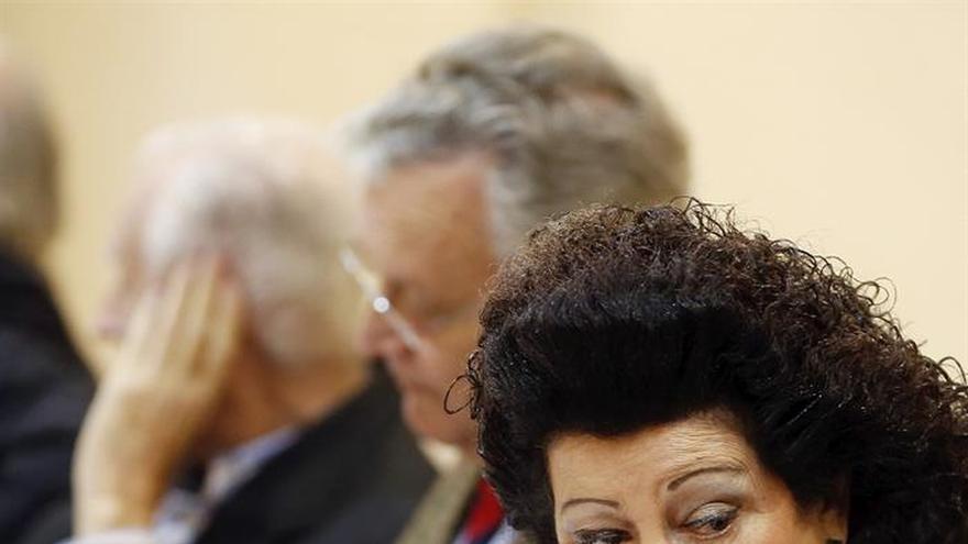 Consuelo Císcar no va a Les Corts y afirma que no tiene obligación de hacerlo