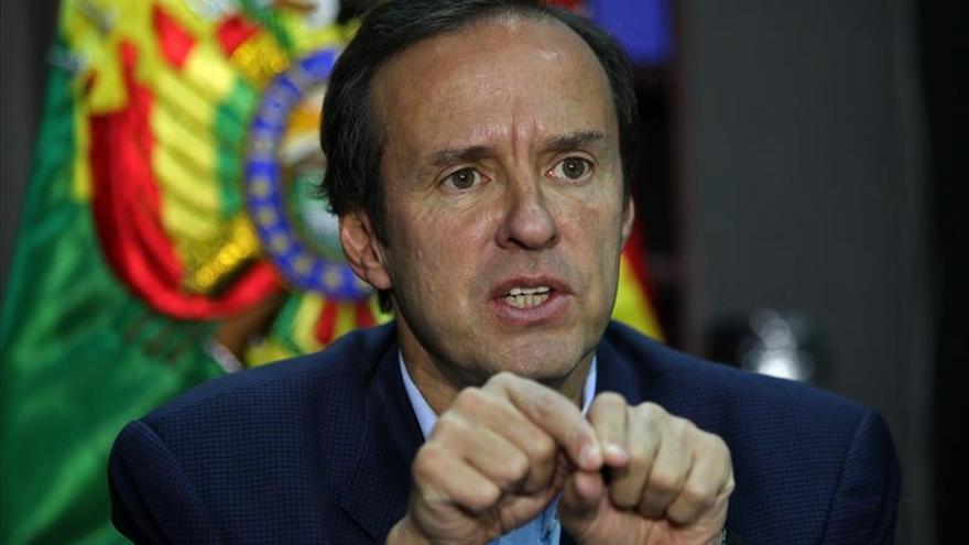 """Quiroga: Bolivia dirá """"no"""" al """"prorroguismo antidemocrático"""" de Morales"""