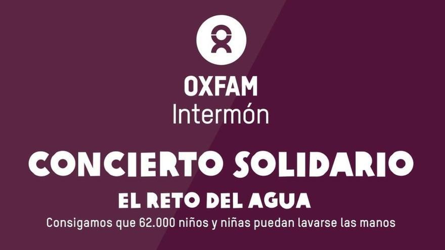 Oxfam Intermón celebra este domingo en San Sebastián su tercer concierto solidario con cinco grupos locales