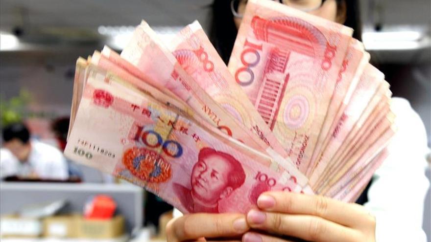 El banco central chino realiza una nueva inyección millonaria de liquidez