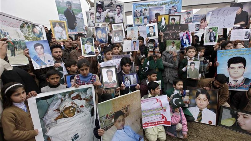 El ejército paquistaní dice haber matado 9 implicados en la masacre de Peshawar